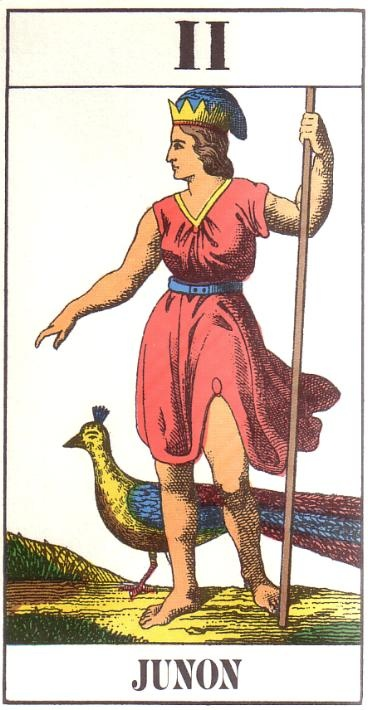 Swiss 1jj Tarot: Blogos: The Tarot And The Planets