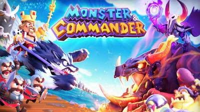 Monster & Commander APK MOD Unlimited Money