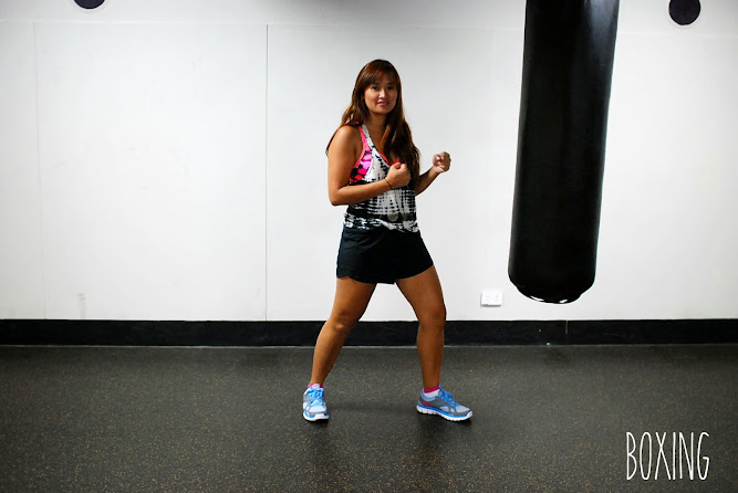 Fitness First Gym Parramatta Boxing Room