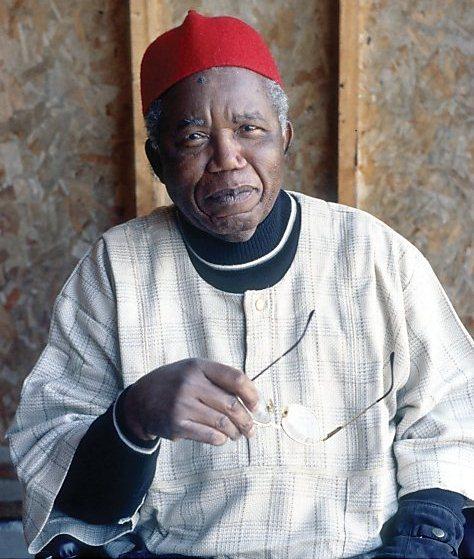 All Things Fall Apart Chinua Achebe: Yu' Hear?: Chinua Achebe Out With Biafra Memoirs