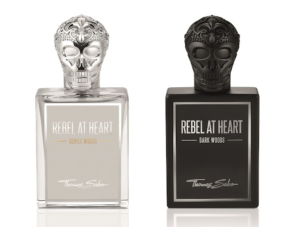 New THOMAS SABO Rebel at Heart Fragrances
