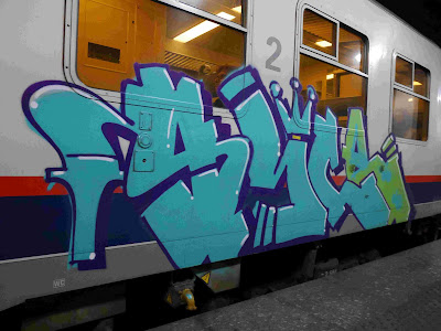 Grim Team GT graffiti crew