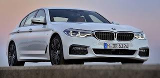 2019 BMW 5 Series Revue, Concept et Changements Rumeu