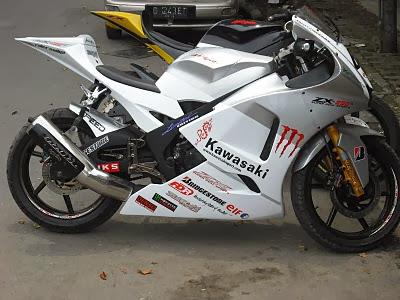 Foto Koleksi Modifikasi Motor Ninja