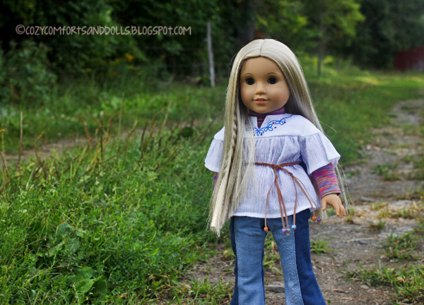 Cozy Comforts and Dolls: Classic Julie Albright-An ...  |American Doll Julie Albright