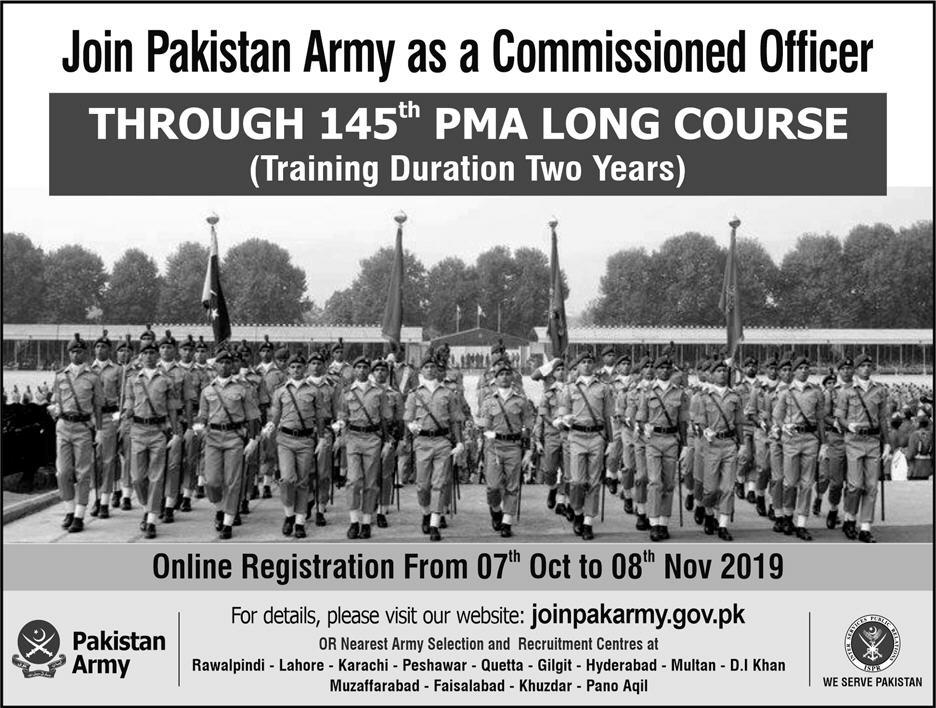 Pak Army PMA Long Course Jobs 2019 Online Apply,1300+ Vacancies Pak Army PMA Long Course Jobs 2019 Online Apply,pma long course 145,pma long course,145 pma long course,145th pma long course,long course 145,pma long course 145 online apply,online apply pma long course 145,pma 145 long course,pma long course 145 expected date 2019,pma long course 144,online apply long course 145,pma long course 144 apply,145 pma long course preparation,pma 145 long course information,pma long course jobs,join pak army,pma long course,pak army jobs,join pak army 141 long course,join pak army as captain,pak army jobs 2019,pak army,pakistan army jobs,pak army jobs 2018,join pak army after matric,pakistan army jobs 2019,join pak army after graduation,141 pma long course,145 pma long course,pma long course 142,145th pma long course,pak army pma long course,pma long course training