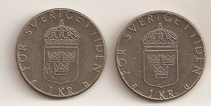 coins and more: 227) Currency and Coinage of Sweden ...