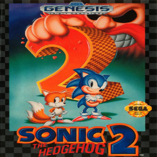 Sonic The Hedgehog 2 1992