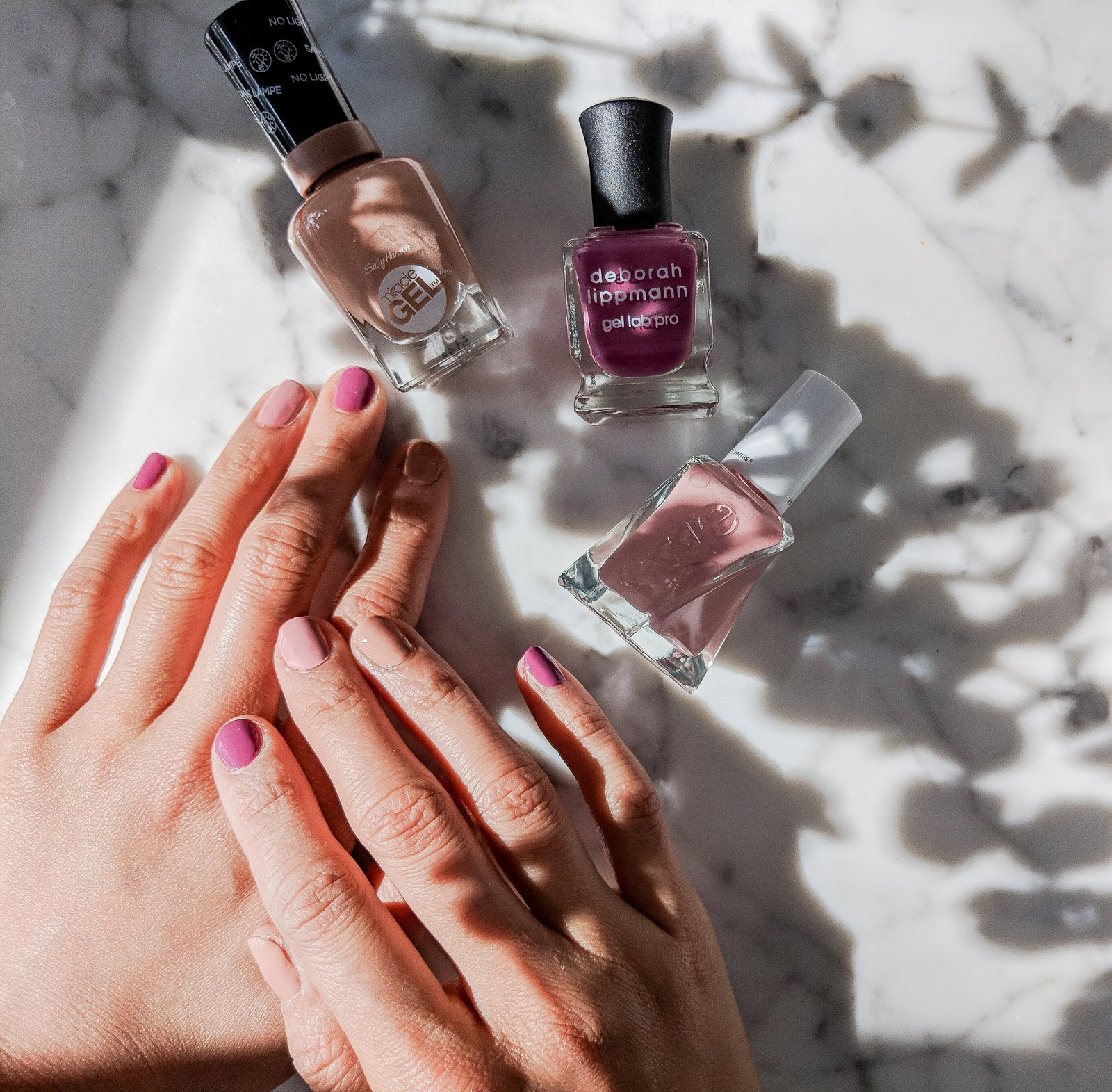 The Best At-Home Gel Nail Polish
