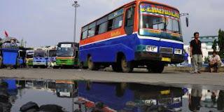 Ahok tidak akan segan segan mencabut izin trayek angkutan umum jika sopirnya ugal ugalan