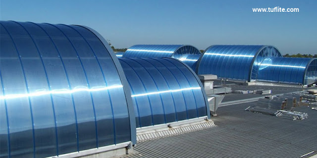 Tuflite Polymers - Polycarbonate Roofing Sheets Manufacturers