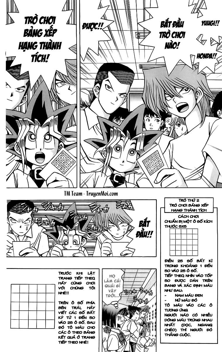 YUGI-OH! chap 41 - đi tìm tình yêu trang 11