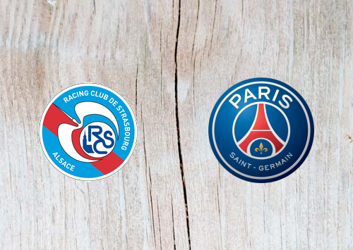Strasbourg vs Paris Saint-Germain Full Match & Highlights 05 December 2018