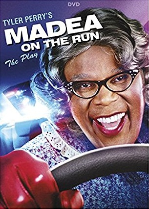 Tyler Perry's Madea on the Run [2016] [DVD9] [NTSC] [Latino]