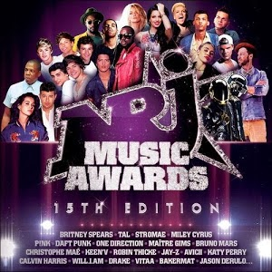 Download NRJ Music Awards 15Th Edition 2013
