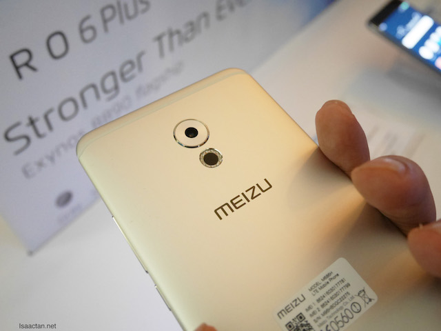 Meizu brand, known to be real value for money, packing a punch