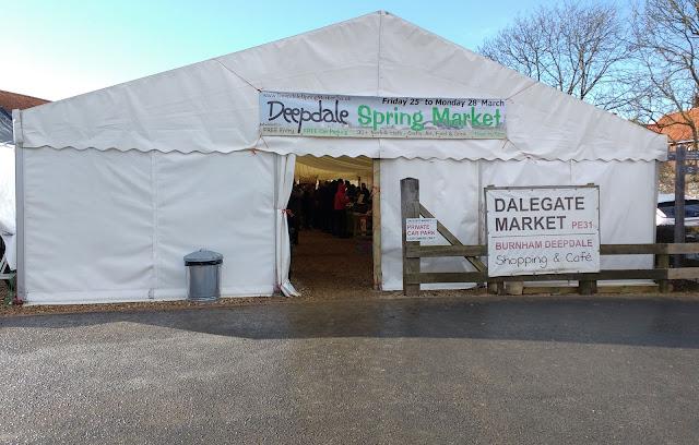 Dalegate Spring Market Burnham Deepdale