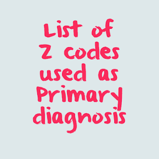 Become Expert in using Z codes in ICD 10