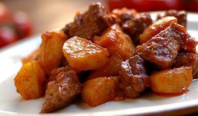 Ricette Kenwood Cooking Chef: Spezzatino con patate con il ...