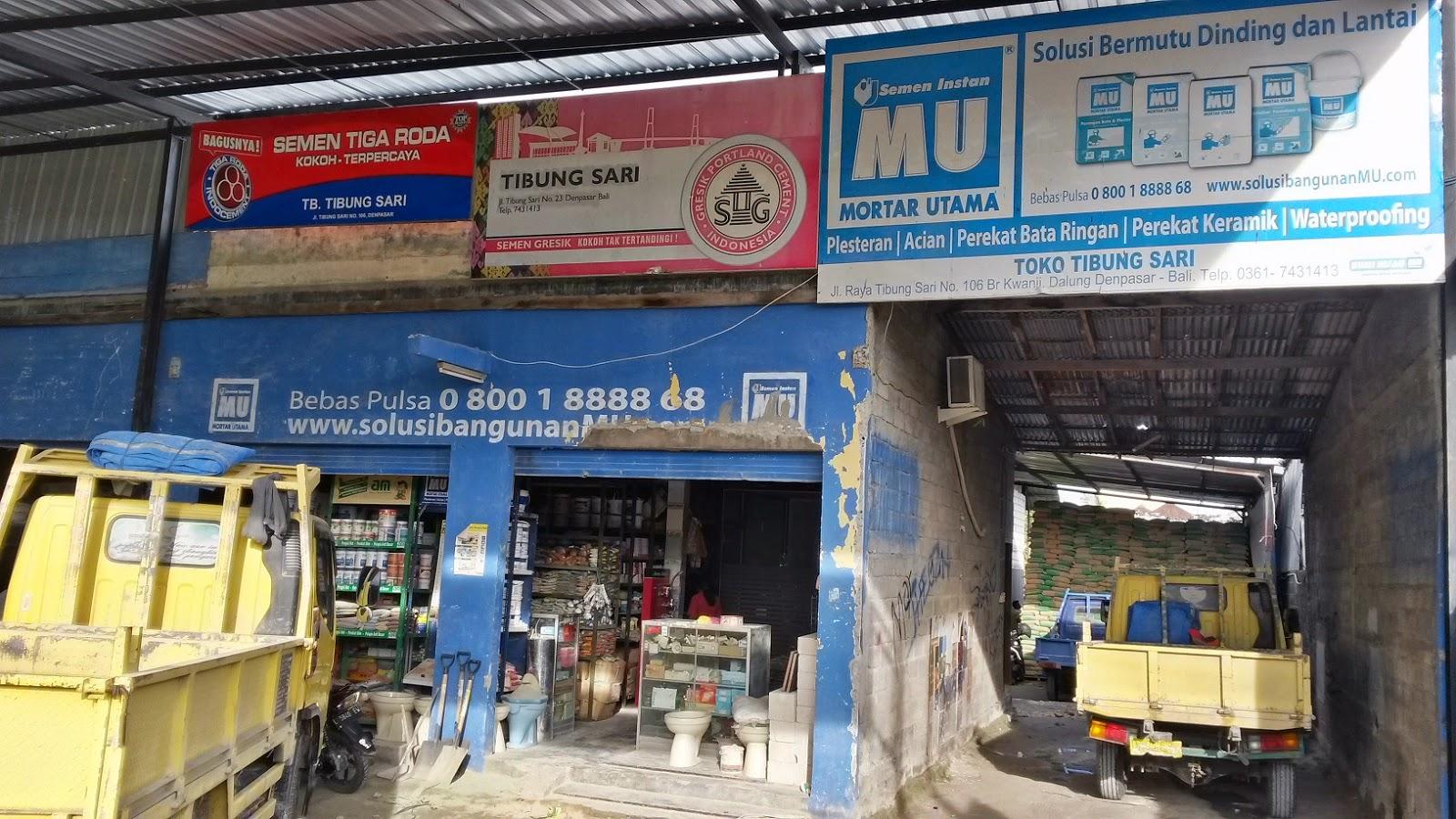 Distributor Semen Instan Bali