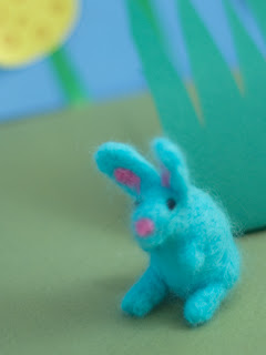 Easter Giveaway, needle-felt, bunny, Tansy Dolls, waldorf, earth friendly