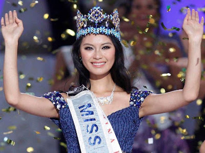 China's two Miss World crowns were bought, Miss World is the most corrupt pageant