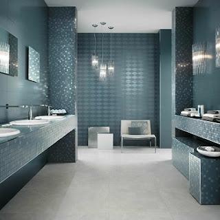 diseño baño elegante