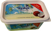 Koko Dairy Free Spread - Made with coconut milk