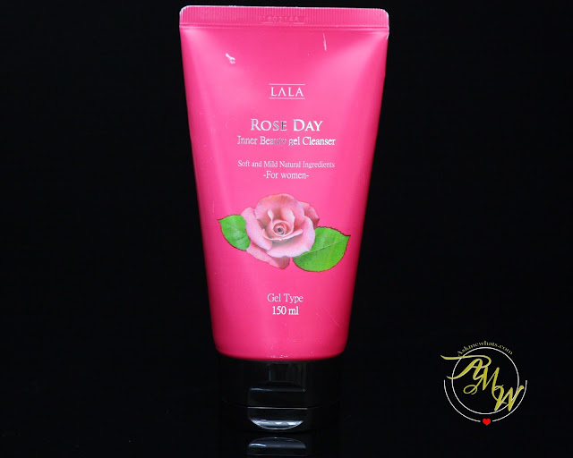 a photo of Lala Rose Day Inner Gel Cleanser