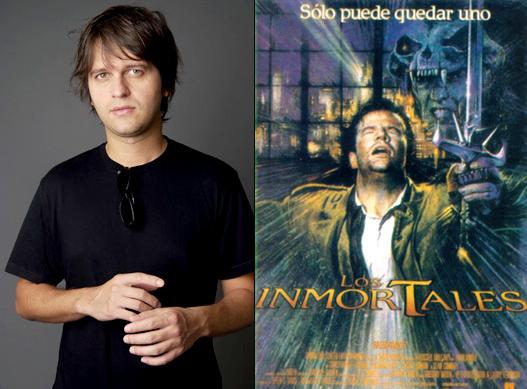Juan Carlos Fresnadillo Los Inmortales