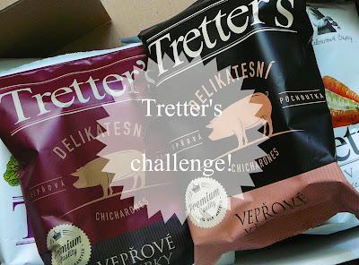 Výzva s Tretter's