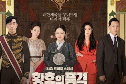 Drama Korea The Last Empress Episode 42 Subtitle indonesia