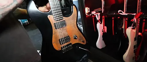 Copper Jim Root Stratocaster