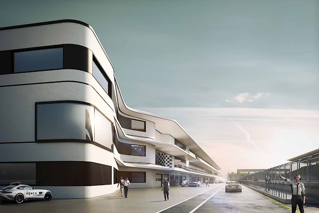 Novo Autódromo do Rio - Deodoro