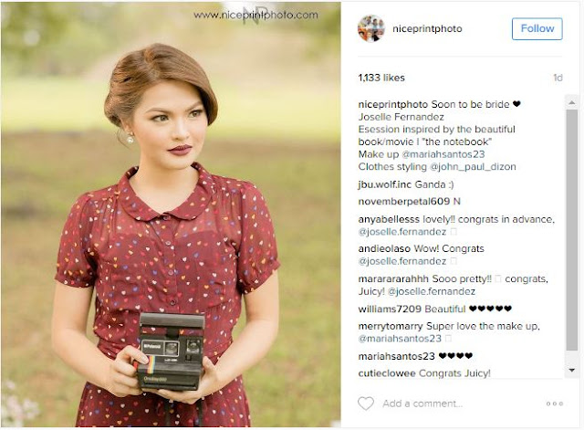 Luis Alandy and Fiance Stuns Netizens With Their 'The Notebook'-Inspired Prenup Photos