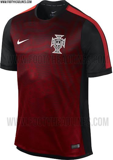 Nike Portugal 2015 Pre-Match Kit Released - Footy Headlines a6a0209e736e