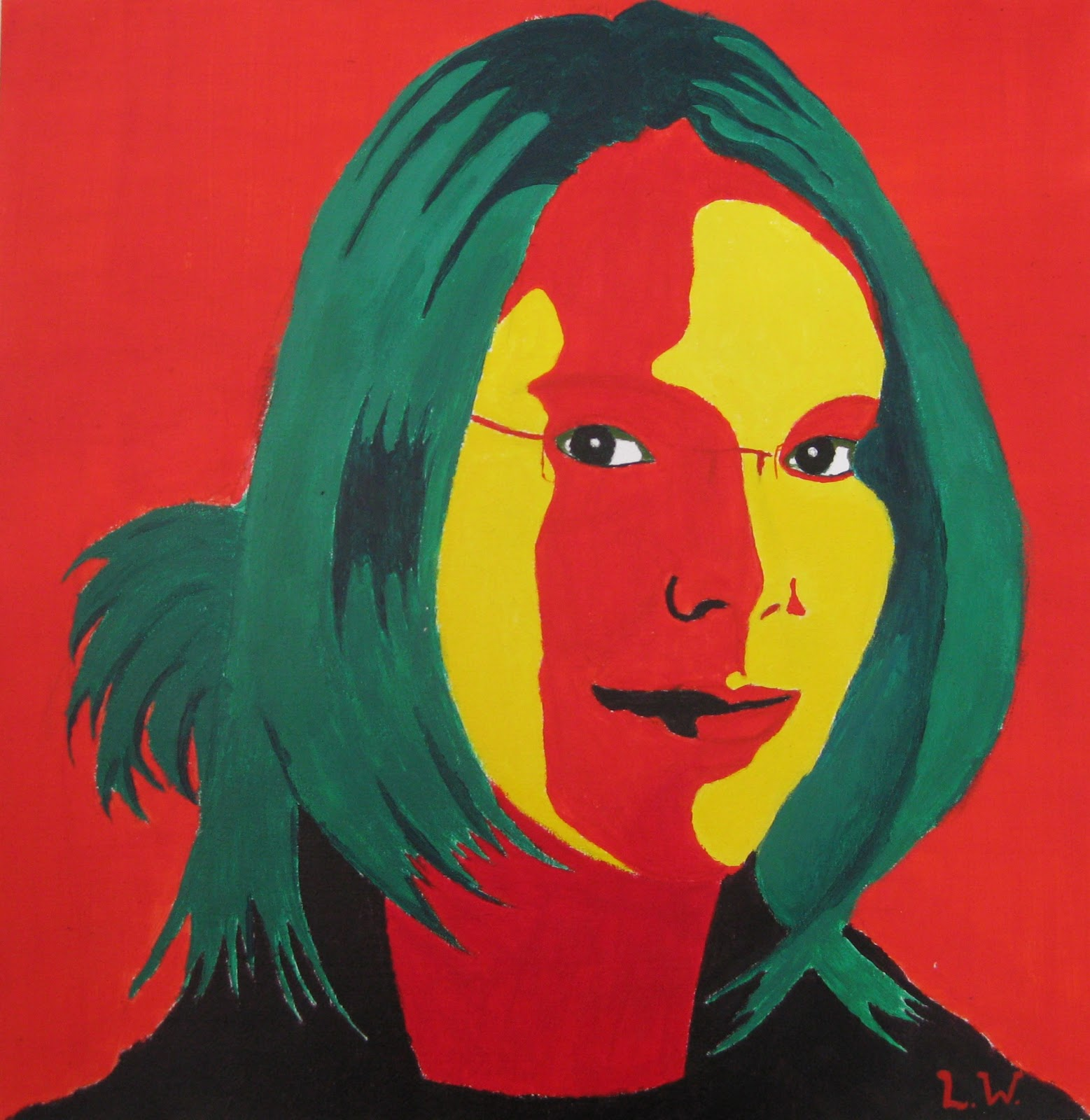 Cute Baby Angel Wallpaper Andy Warhol Art Desktop Wallpapers