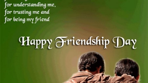 Happy Friendship Day 2017 Cute Greetings & Images For Friends Boyfriends/Girlfriends