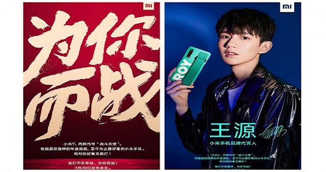 Xiaomi Mi 9 Dan Samsung Galaxy S10 Dirilis Secara Bersamaan Dengan Spek Ultra High ?