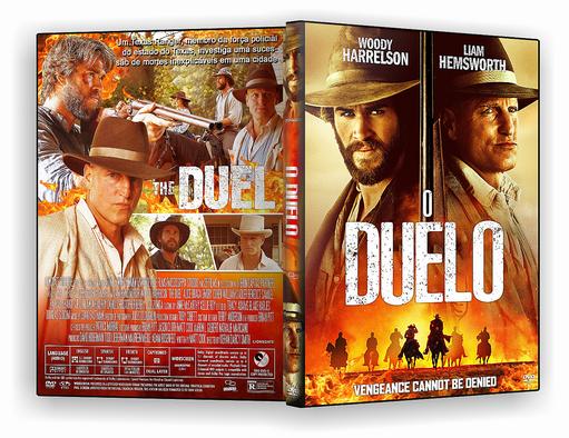 DVD-R O Duelo 2018 – AUTORADO