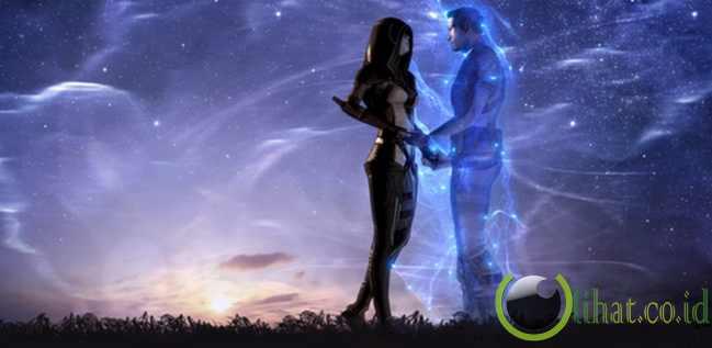 Mass Effect 3 (Kematian Commander Shephard)