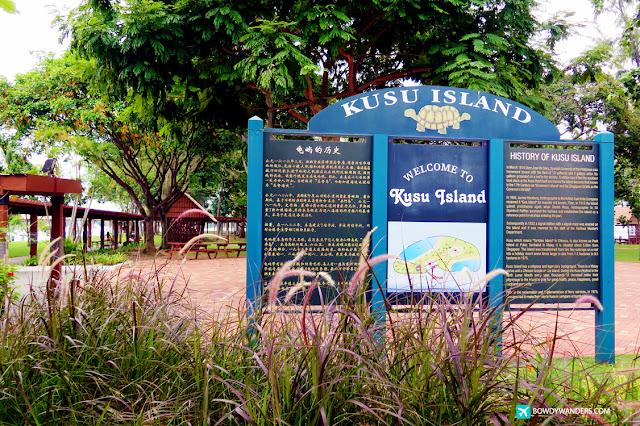 bowdywanders.com Singapore Travel Blog Philippines Photo :: Singapore :: Why You Should Spend One Weekend Exploring This Singapore Island: The Kusu Island