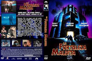 La fortaleza maldita (El torreón) / Carátula