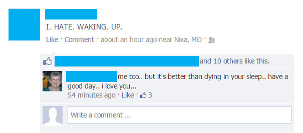 25 Hilarious Times Our Grand Parents Failed To Use Social Media - My Friend's Grandma Commented On Her Status