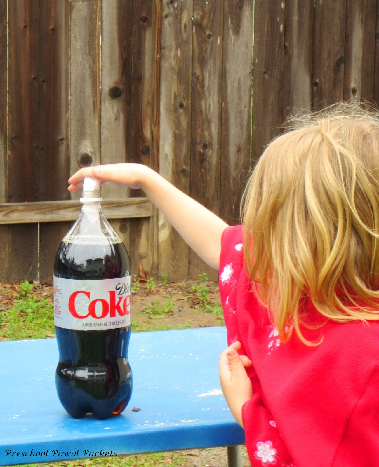 Diet Coke And Mentos Explanation