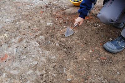 5,000 year old footprints found in Denmark