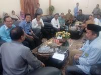 Jelang Pelantikan, BKPRMI Sulawesi Selatan Sowan ke Kakanwil Kemenag