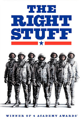 """""""The Right Stuff"""" (""""Pierwszy Krok w Kosmos"""")"""