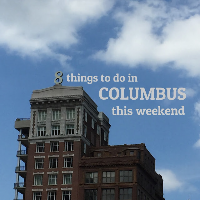 8 things to do in cbus this weekend alley 39 s recipe book for Cool things to do with old records