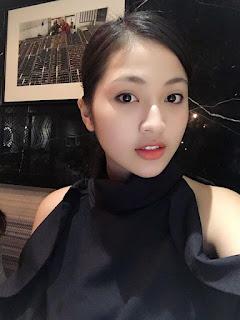 Gái xinh fb diễn viên Bùi Hà Anh